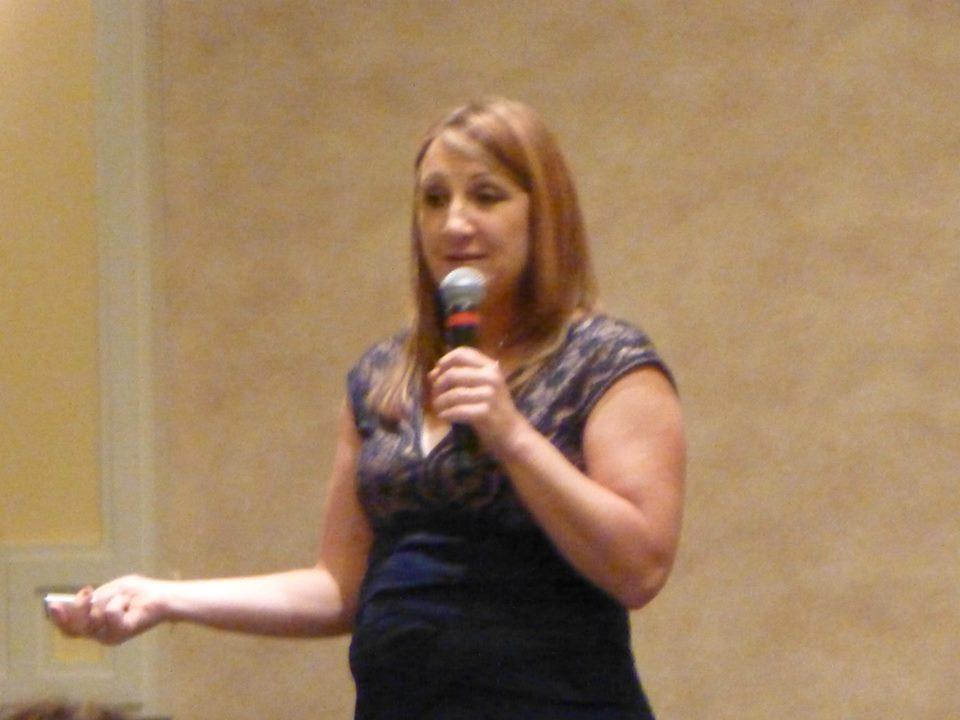 Michelle Shelton Speaker